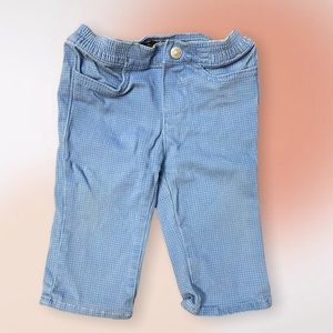 3/$15 Baby Girl Jeans